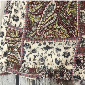 American Eagle Outfitters Pants - American Eagle Paisley Romper